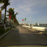 Photo taken at Malecón by Miguel C. on 11/6/2012