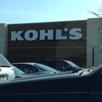 Photo taken at Kohl's Easton by Christina C. on 4/28/2013