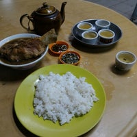 Photo taken at Chow Kiat Bak Kut Teh by Andy S. on 3/16/2016