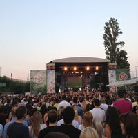 Photo taken at Budapest Park by George K. on 7/19/2013