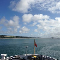 Photo taken at Scillonian III (Penzance -> St Mary's) by Ira on 8/18/2013