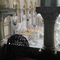 Photo taken at Chowmahala Palace by Mirza B. on 2/1/2015