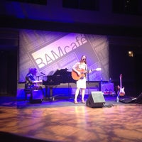 Photo taken at BAMcafé by Jeannie C. on 6/22/2013
