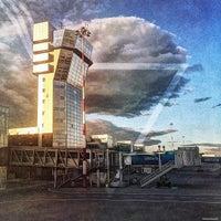 Снимок сделан в Международный аэропорт Кольцово (SVX) пользователем kostasleko 6/16/2013