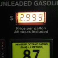 Photo taken at Costco Gasoline by Ed C. on 11/24/2012