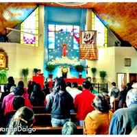 Photo taken at Iglesia del Divino Niño by Fernando D. on 3/23/2013
