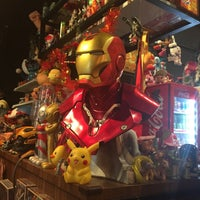 Photo taken at Omocha Mura Toy Village & Cafe by Hai Tao T. on 3/17/2015