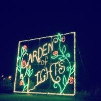 Photo taken at Norfolk Botanical Garden by Chris D. on 12/2/2012