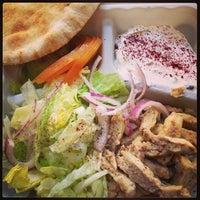 Photo taken at Baladie Gourmet Cafe by Aki V. on 2/14/2013