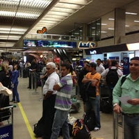 Photo taken at Check-in Azul by Gregory T. on 1/16/2013