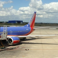 Photo taken at Southwest Airlines by Grant M. on 4/6/2013