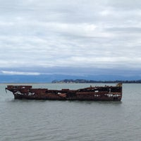 Photo taken at Ship Wreck by TK . on 12/13/2014