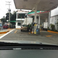 Photo taken at Gasolinera Cosmovision by Said G. on 9/21/2013