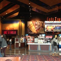 Photo taken at Cinemark Redwood Downtown 20 and XD by Brian B. on 12/16/2012