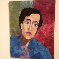 Photo taken at San Jose Museum of Quilts & Textiles by Brian B. on 11/3/2012