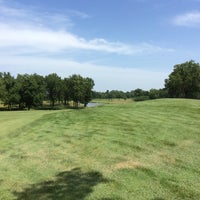 Photo taken at Tiffany Greens Golf Club by James J. on 7/12/2014