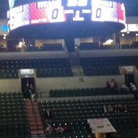 Photo taken at Sun National Bank Center by Brandon Z. on 12/29/2012