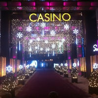Photo taken at Seven Luck Casino by Dear K. on 12/7/2012