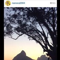 Photo taken at Fonte Da Saudade by Rodrigo C. on 1/21/2014