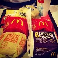 Photo taken at McDonald's / McCafé by Nanda W. on 6/1/2013