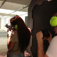 Photo taken at West Coast Armory Indoor Range by Jon L. on 6/19/2013