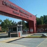 Photo taken at Universidad Iberoamericana by Isis M. on 3/4/2013