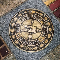 Foto tirada no(a) The Freedom Trail por Kevin N. em 5/12/2013