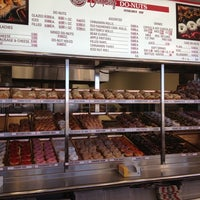 Photo taken at Shipley Donuts by RV on 12/17/2012