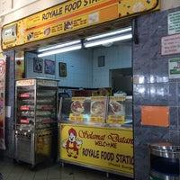 Photo taken at royale food station by PSPJ Lee J. on 2/16/2014