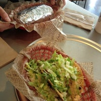Photo taken at Chipotle Mexican Grill by Maddie on 10/12/2012