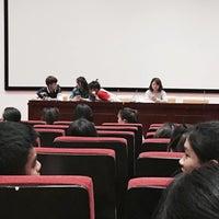 Photo taken at Beijing Language Culture College (北京华文学院) by Tadsalak T. on 9/8/2016