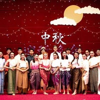 Photo taken at Beijing Language Culture College (北京华文学院) by Tadsalak T. on 9/24/2016