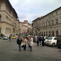 Photo taken at Piazza Giacomo Matteotti by Stefano C. on 4/20/2013