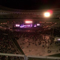 Photo taken at Cape Town Stadium by Lisa P. on 5/7/2013