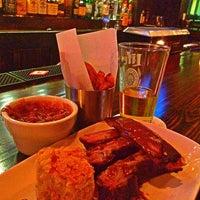 Photo taken at Slide Bar-B-Q by K B. on 11/5/2014