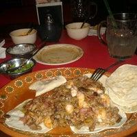 Photo taken at Las Papotas by Ivan S. on 10/2/2012