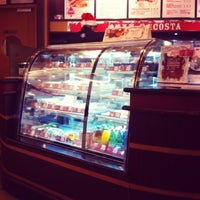 Photo taken at Costa Coffee (咖世家) by King L. on 12/29/2012