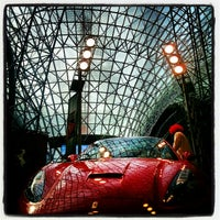 Photo taken at Ferrari World Abu Dhabi by Bharat D. on 1/15/2013