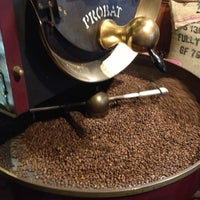 Photo taken at Uncommon Grounds Coffee & Tea by Barbara D. on 10/21/2012