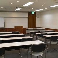 Photo taken at 沖縄県青年会館 by A J. on 6/29/2014
