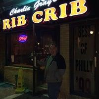 Photo taken at Rib Crib by David G. on 2/1/2014