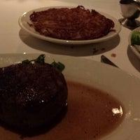 Photo taken at Morton's Steakhouse by Eun Ji L. on 5/6/2013