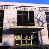 Five Corners Jersey City Library