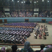 Photo taken at Jakarta Convention Center (JCC) by Nafi I. on 5/28/2013