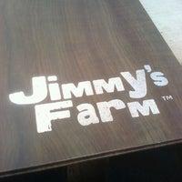 Photo taken at Jimmy's Farm Restaurant by Ella B. on 10/7/2012
