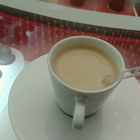 Photo taken at Nespresso Boutique by Abel T. on 12/23/2012