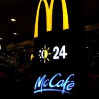 Photo taken at McDonald's / McCafé by Fiona O. on 1/22/2013