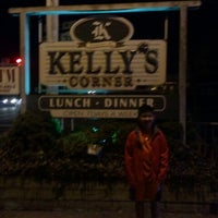 Photo taken at Kelly's Corner by Ray C. on 4/7/2013