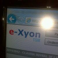 Foto tomada en E-xyon por Claudia L. el 11/22/2012