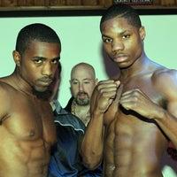 Photo taken at Alexandria Boxing Club by Alexandria Boxing Club on 2/1/2015